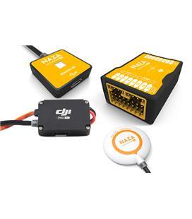 DJI Controlador de Voo Naza V2 + GPS