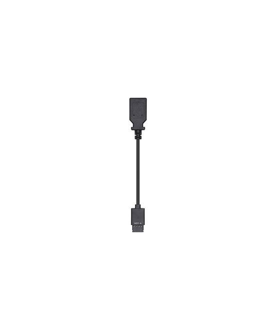 DJI Ronin-S Multi-Camera Control USB Female Adapter