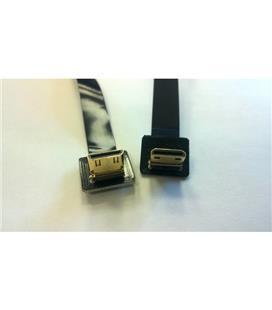 Emax Cabo Flat Mini HDMI para Mini HDMI