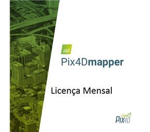 Pix4D Mapper Licença Mensal