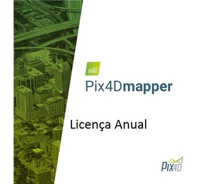 Pix4Dmapper Licença Anual