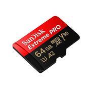 Sandisk Cartão Extreme Pro MicroSDXC 64GB 170MB
