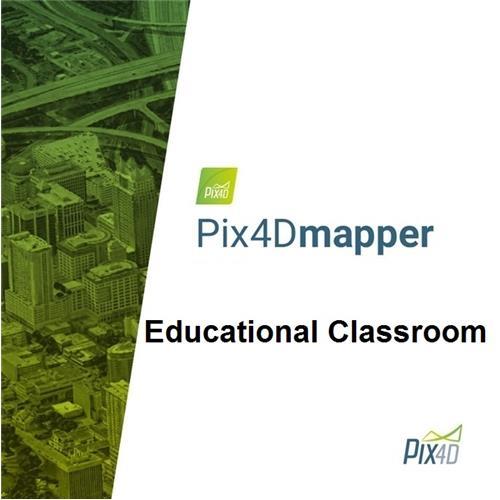 Pix4D Mapper Classroom