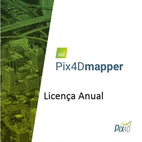 Pix4D Mapper Licença Anual
