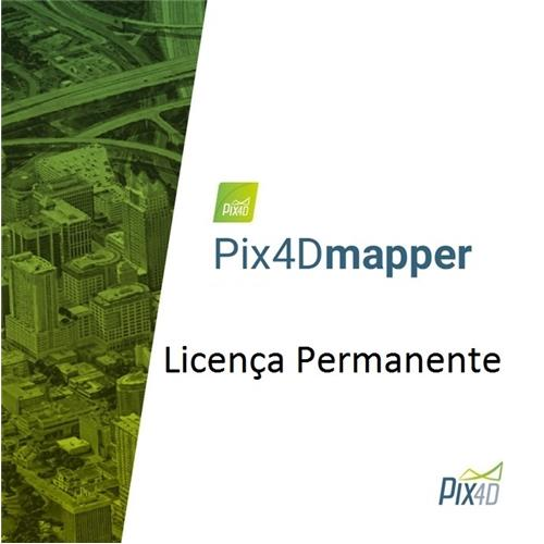 Pix4D Mapper Licença Permanente