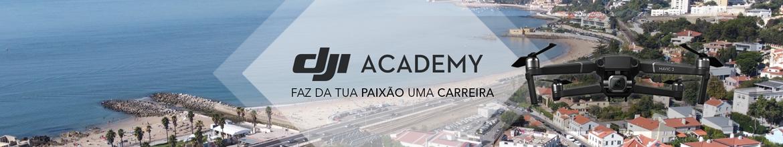 DJI Academy - Formação certificada de pilotos de drones