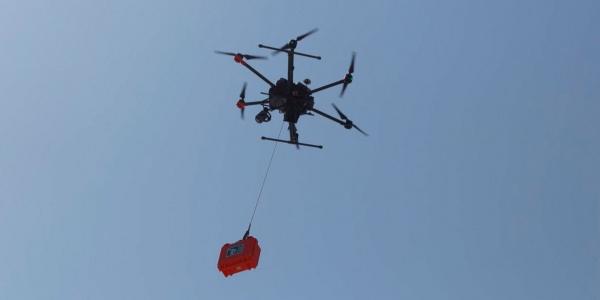 HPDRONES presente em teste de uso de drones para acudir vítimas de paragem cardíaca nas praias de Espinho