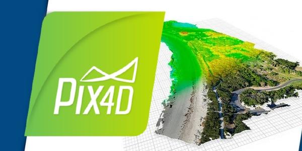 HP Drones: Agora é revendedor oficial Pix4D Portugal.